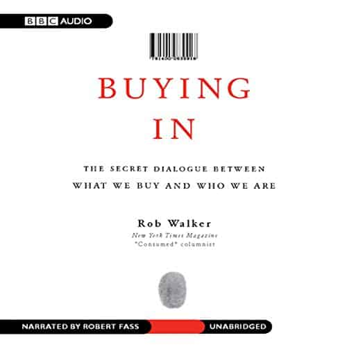 photo of Buying In Audible Book Cover